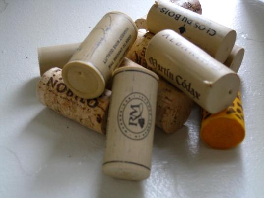 recent corks