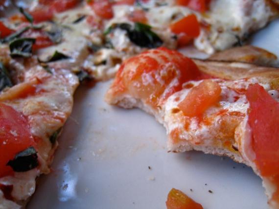 eaten pizza