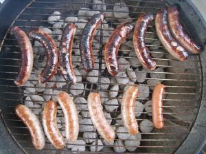 brats & sausages