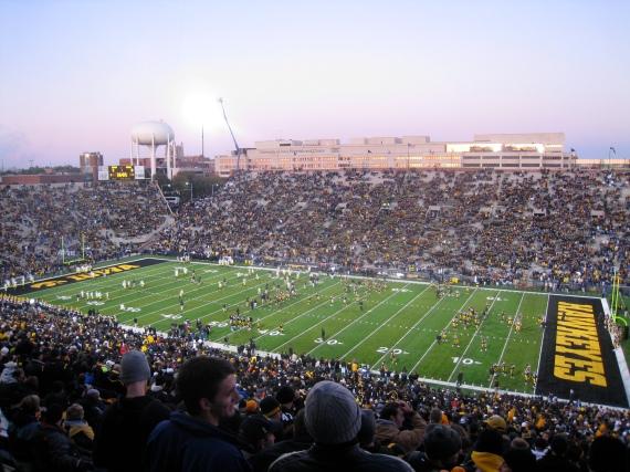 stadium at 7