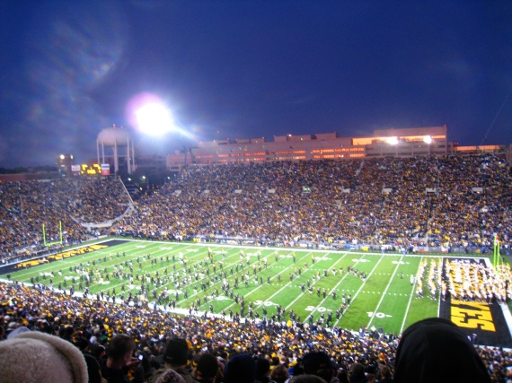 stadium at 9