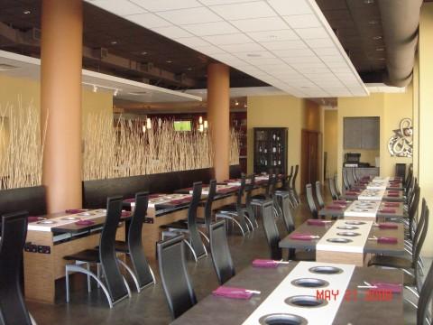 dining area, image (c) formosa website
